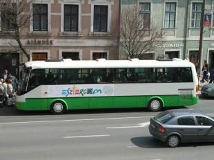 busz, esztergom