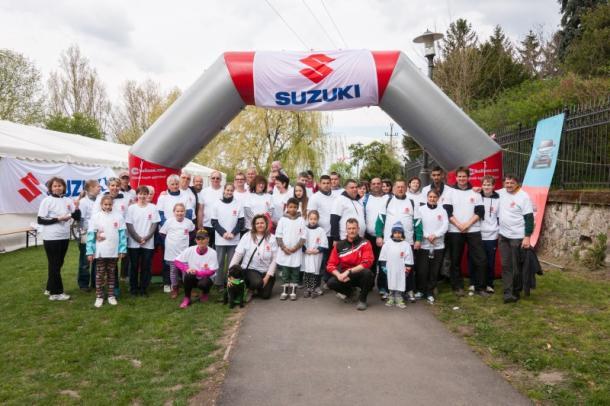 Városi szemétgyűjtést támogatott a Suzuki