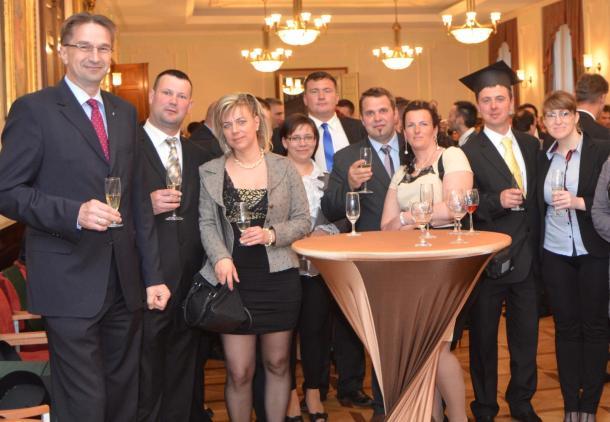 A kamara 142 jelöltet avatott mesterré Esztergomban