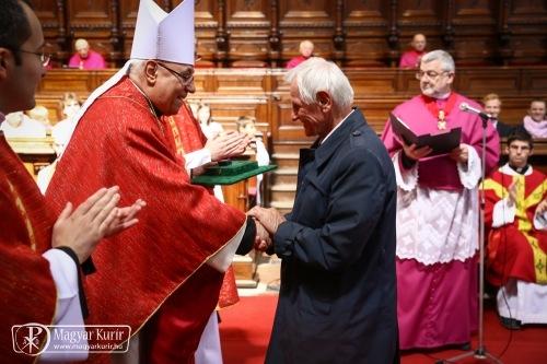 Akik a keresztény értékeket gyarapítják - átadták a Szent Adalbert-díjakat
