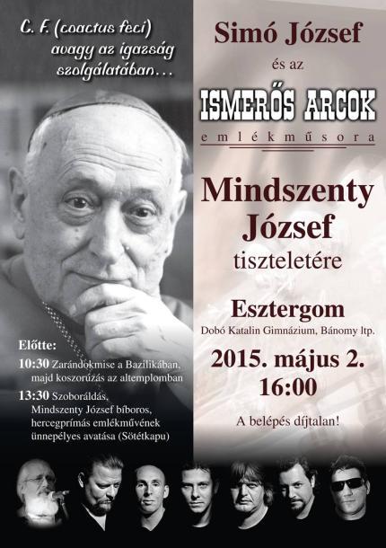 Esztergom Mindszentyt ünnepli szombaton