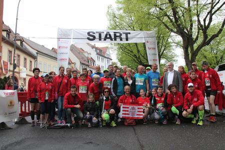 Esztergomi futók versenyeztek Bambergben