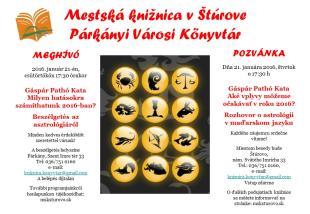 Pathó Kata asztrológia