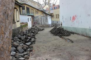 2016-01-29 A Malom és a Czuczor utca felújítása