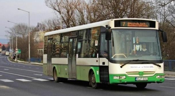 Európai színvonalú tömegközlekedés lesz Esztergomban, március 1-jén érkeznek az új buszok