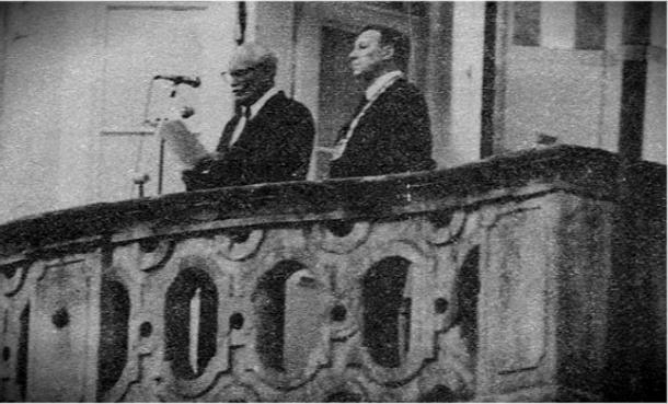 Egy köztársasági elnök, akinek az első útja rögtön Esztergomba vezetett