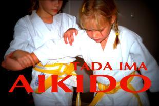 AIKIDO játékos mozgásfejlesztés gyerekeknek az Aikido Tada Ima Dojoban