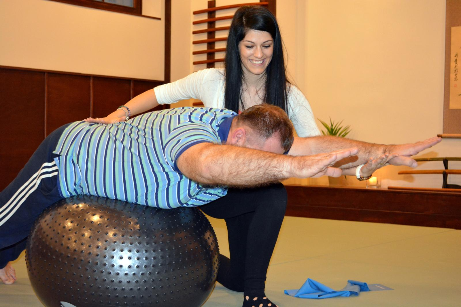 Új! Gerinctorna és stretching - Aikido Tada Ima Dojo és Rekreációs Központ, Esztergom