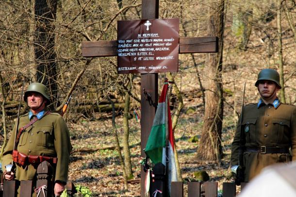 Emlékezés a szamárhegyi és búbánatvölgyi csaták hőseire