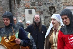 Varga Tibor hagyományőrzők csokrában