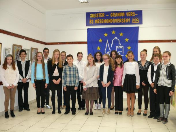Ünnepélyes erdeményhirdetés keretében díjazták az eurorégió vers- és mesemondóit