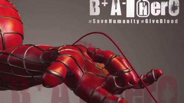 Szeretnél hős lenni? Adj vért!