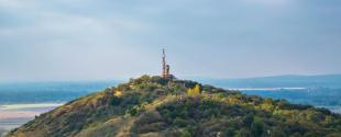 Strázsa-hegyi kilátó Fotó: Art Bejó