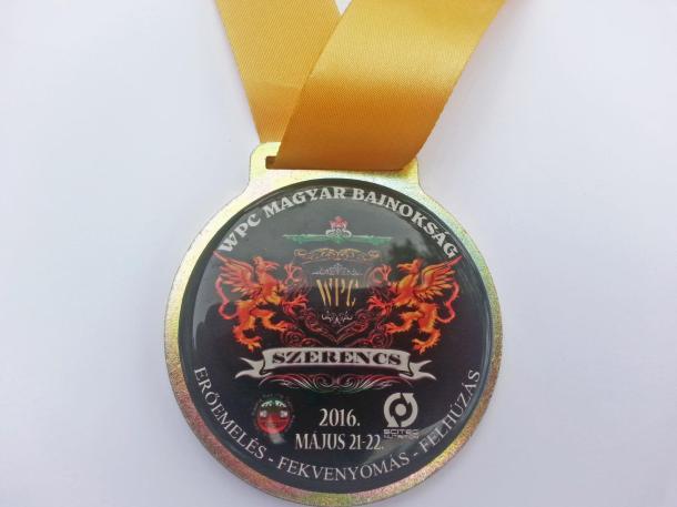 Esztergomi sikerek a WPC Magyar Bajnokságon