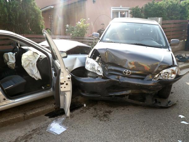Súlyos baleset történt Dorogon