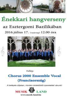 Bazilika-Kóruskoncert