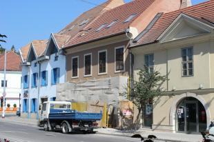 Megújuló belváros, Bajcsy-Zsilinszky utca. 2016-09-13