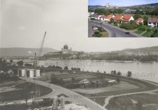 Párkány régen és most 1982 - 2008