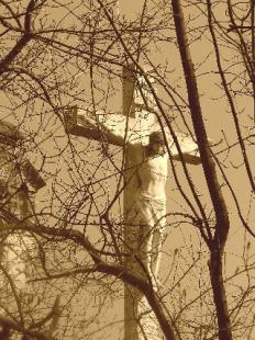 Kereszt-Rejtvény 79: Kálvária-Krisztus