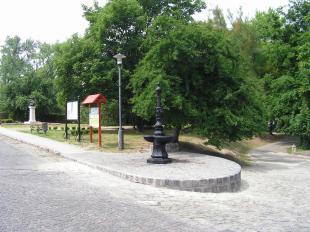 Ivókút -   Mindszenty tér