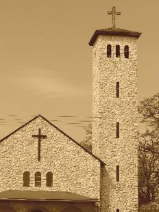 Kereszt-Rejtvény 96: Szent István király plébániatemplom