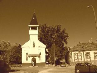 Kereszt-Rejtvény 97: Petőfi Sándor utcai református templom