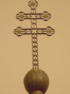 Kereszt-Rejtvény 99:Miklósffy kápolna keresztje