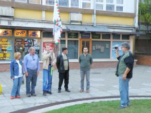 Jobbik, Aradi vértanuk, megemlékezés 2009