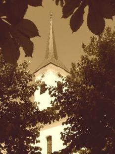 Kereszt-Rejtvény 101:Szent György plébániatemplom harangtornya