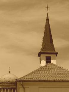 Kereszt-Rejtvény 102: Szent Tamás-hegyi Fájdalmas Szűz kápolna
