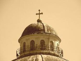Kereszt-Rejtvény 104: Szent Anna templom kuplája