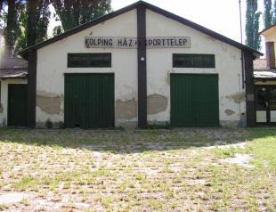 Kolping ház és sporttelep - 2009. májusa